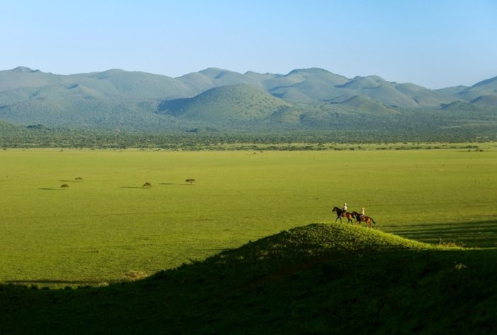 Chyulu Hills National Park