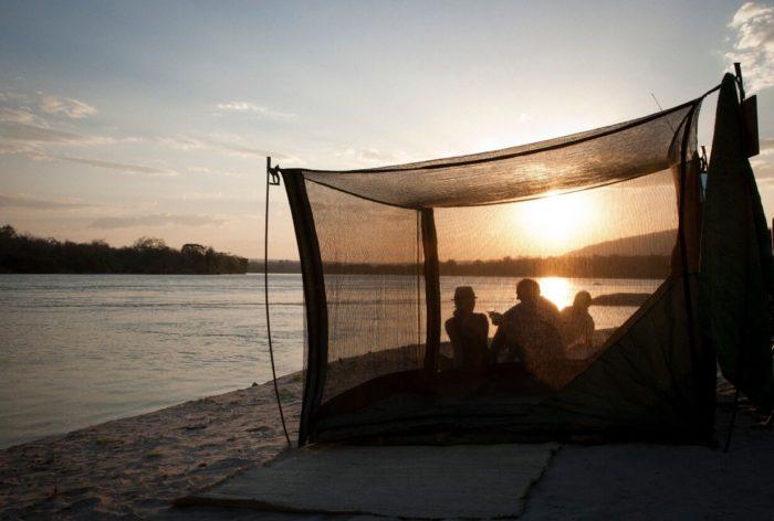 Fly camping op safari – ultieme safari romantiek